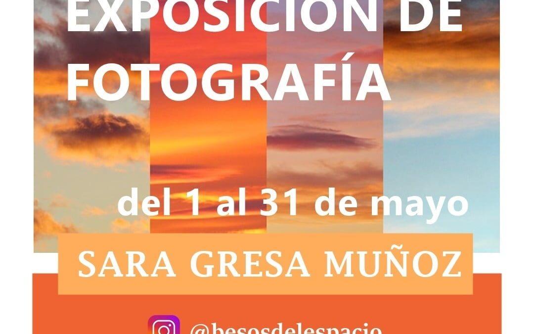 Exposición de Sara Gresa Muñoz