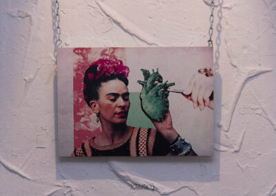 Exposición arte digital Srta Bauty